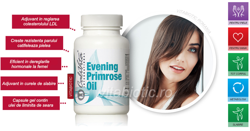 evening primrose oil calivita vitabiotic
