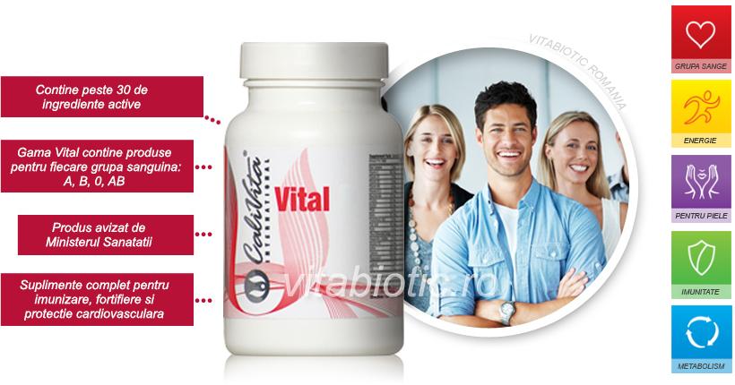 vita A calivita vitabiotic