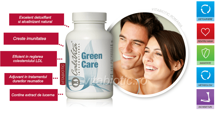 green care calivita vitabiotic banner