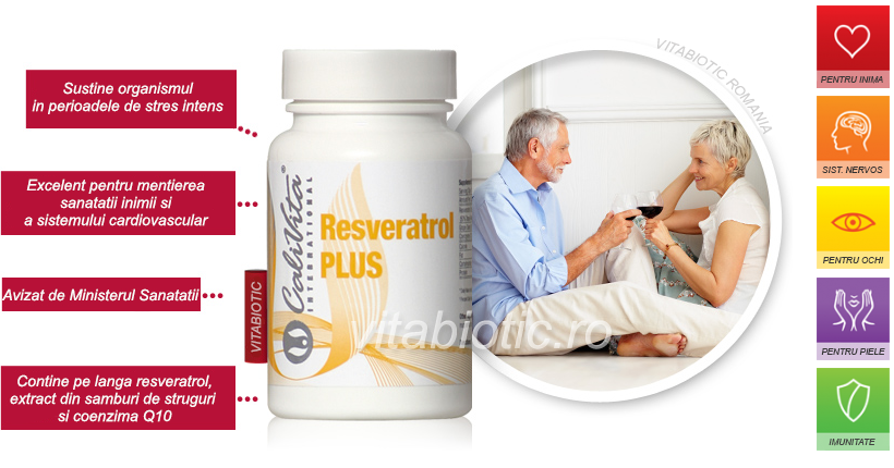 resveratrol plus calivita vitabiotic