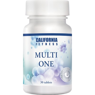 California Fitness Multi One (30 tablete)