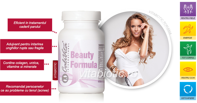 beauty formula calivita vitabiotic