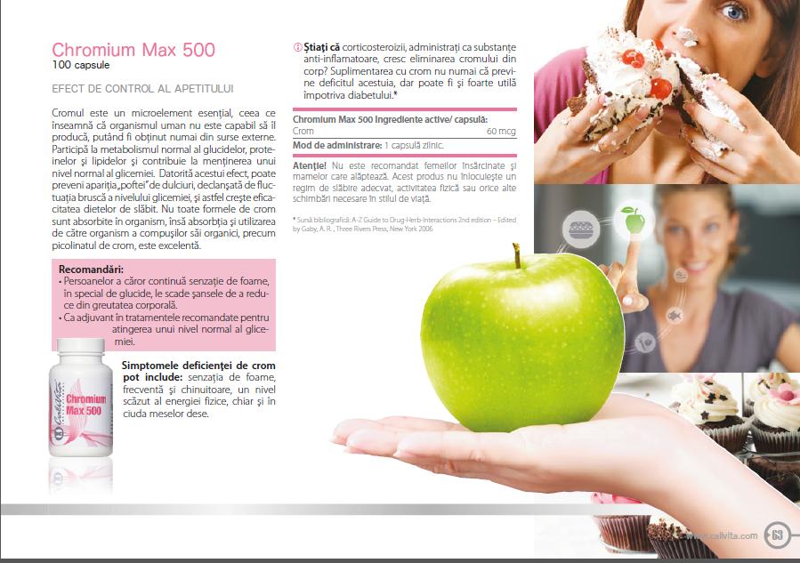 Chromium Max 500