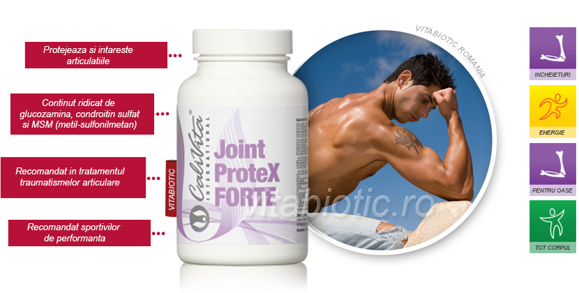 joint protex forte calivita vitabiotic