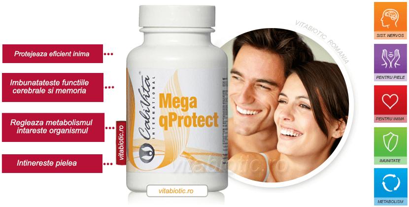 mega q protect calivita vitabiotic banner