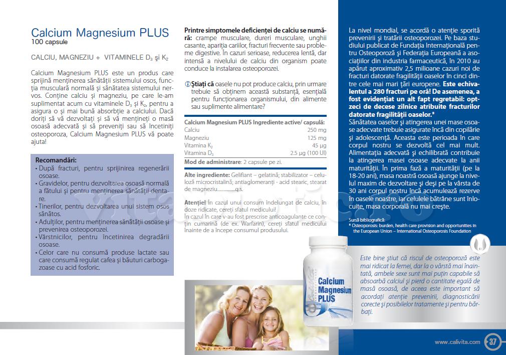 prospect calciu magneziu vitamina d3