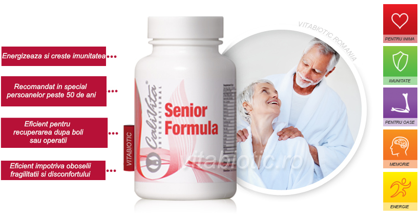 senior formula calivita vitabiotic