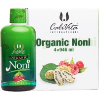 Organic Noni Pack (4 x 946 ml)