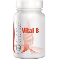 Vital B - pentru Grupa Sanguina B (90 tablete)