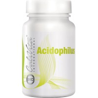 Acidophilus cu seminte de Psyllium (100 capsule)