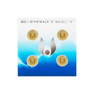 Stickerul E-Protect (4 buc)