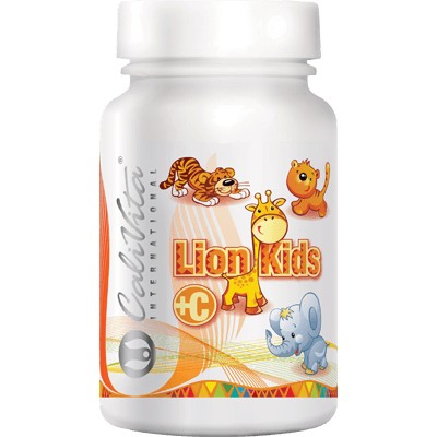 Lion Kids cu vitamina c