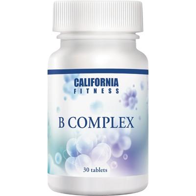 California Fitness B Complex (30 tablete)